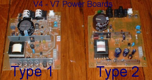 Rich's Playstation Parts - PS2 Power Supply Board